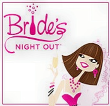 Picture of bachelorette party packages from Bride's Night Out, Inc. catalog