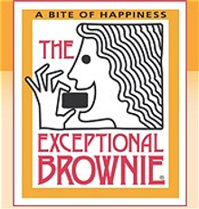 Picture of best brownies from The Exceptional Brownie catalog
