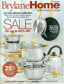 Picture of BrylaneHome catalog from BrylaneHome - Full Beauty Brands catalog