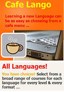 Picture of Spanish for beginners from Cafe Lango Language Courses catalog
