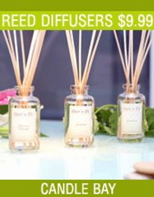 Picture of scented candles online from Candle Bay Candles & Reed Diffusers catalog