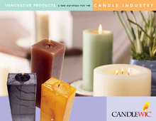 Picture of Candlewic from Candlewic Company catalog
