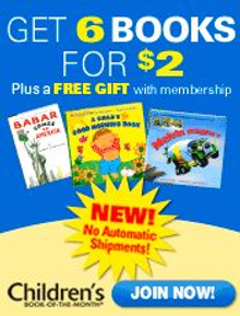 Picture of Children's Books from Children�s Book of the Month catalog
