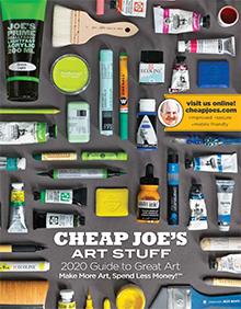 Picture of Cheap Joe's Art Stuff from Cheap Joe's Art Stuff catalog
