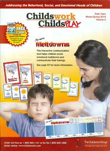Picture of therapy games from Childswork Childsplay - Counseling Resources catalog
