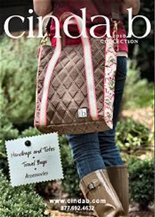 Picture of bags for women from cinda b catalog