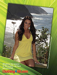 Picture of discount brand clothing from Clothing4all.com catalog