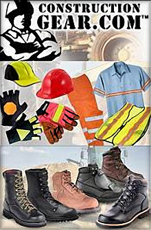 Picture of construction wear from ConstructionGear.com - Online Stores catalog
