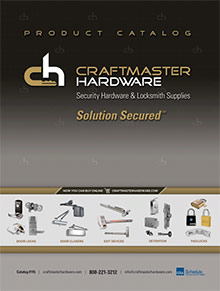 Picture of craftmaster hardware catalog from Craftmaster Hardware catalog