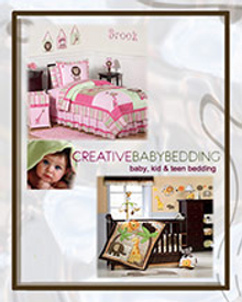 Picture of best baby bedding from Creative Baby Bedding catalog