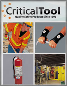 Picture of industrial safety supply from CriticalTool catalog