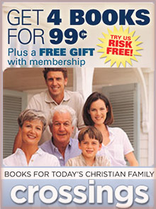 Picture of crossings book club from Crossings catalog