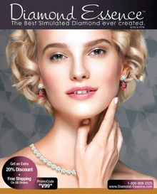 Picture of diamond essence from Diamond Essence - Meesha Inc. catalog