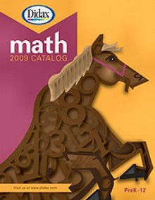 Picture of fun math games from Didax Educational Resources catalog