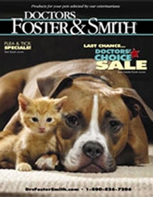 Picture of cat urine eliminator from Drs. Foster & Smith catalog