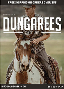 Picture of Carhartt work clothes from Dungarees.com catalog