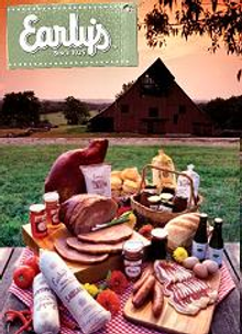 Picture of country style pork ribs from Early's Authentic Southern Food & Gifts catalog