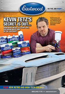 Picture of Eastwood auto from Eastwood catalog