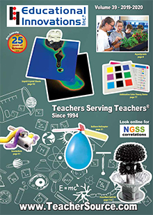 Picture of science tools from Educational Innovations catalog