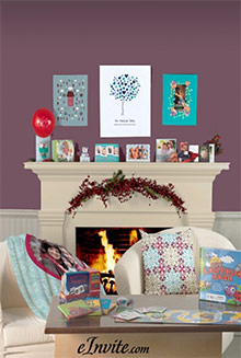 Picture of einvite from eInvite.com catalog