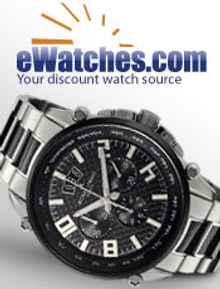 Picture of discount watch store from eWatches.com catalog