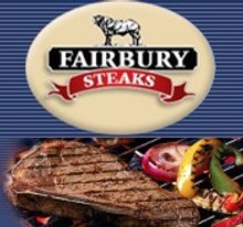 Picture of buy steaks online from Fairbury Steaks catalog