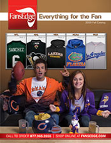 Picture of Fans Edge from Fans Edge catalog