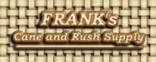 Picture of caning supplies from Frank's Cane And Supply catalog