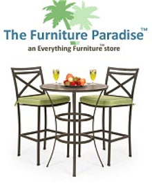 Picture of patio sets for sale from The Furniture Paradise catalog