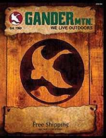 Picture of Gander Mountain catalog from Gander Mountain catalog