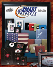 Picture of photo storage pages from Get Smart Products catalog
