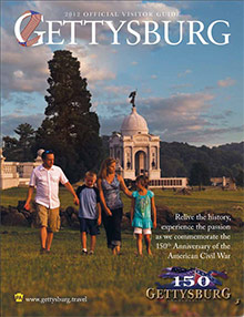 Picture of Gettysburg National Park from Gettysburg Convention & Visitors Bureau catalog