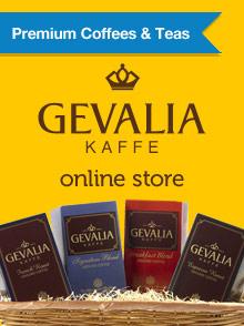 Picture of Gevalia coffee from Gevalia Coffee catalog
