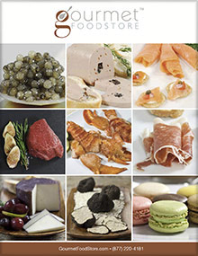 Picture of gourmet food gifts from Gourmet Food Store catalog