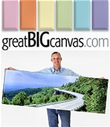 Picture of canvas photos from Great Big Canvas catalog