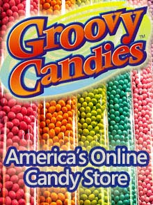 Picture of groovy candies from Groovy Candies catalog