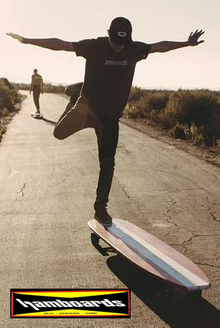 Picture of  from Hamboards catalog