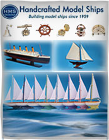 Picture of Handcrafted Model Ships from Handcrafted Model Ships catalog