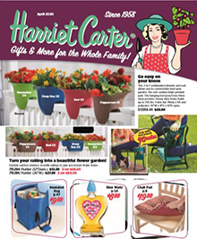 Picture of Harriet Carter catalog from Harriet Carter Gifts - AmeriMark Direct
