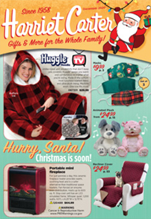 Picture of Harriet Carter catalog from Harriet Carter Gifts - AmeriMark Direct catalog