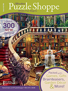 Picture of herrschners gifts catalog from Herrschners - Gifts