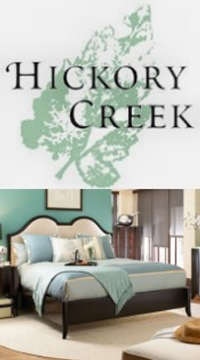 Picture of platform beds from Hickory Creek Enterprises catalog