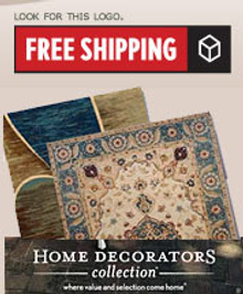 Picture of unique rugs from Home Decorators Collection - Rugs catalog