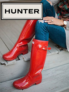 Picture of hunter us boot catalog from Hunter US catalog