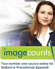 Picture of working uniforms from Image Counts Uniforms catalog