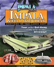 Picture of Impala Bobs from Impala Bob's catalog