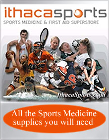 Picture of sports medicine supplies from IthacaSports.com - Spectrum Alliance