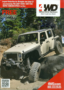 Picture of Jeep Cherokee accessories from Jeep Cherokee - Four Wheel Drive Hardware catalog