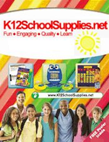 Picture of school supplies for teachers from K-12 School Supplies catalog
