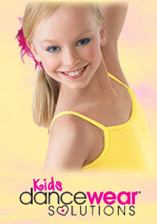 Picture of girls dance outfits from Kids Dancewear Solutions catalog